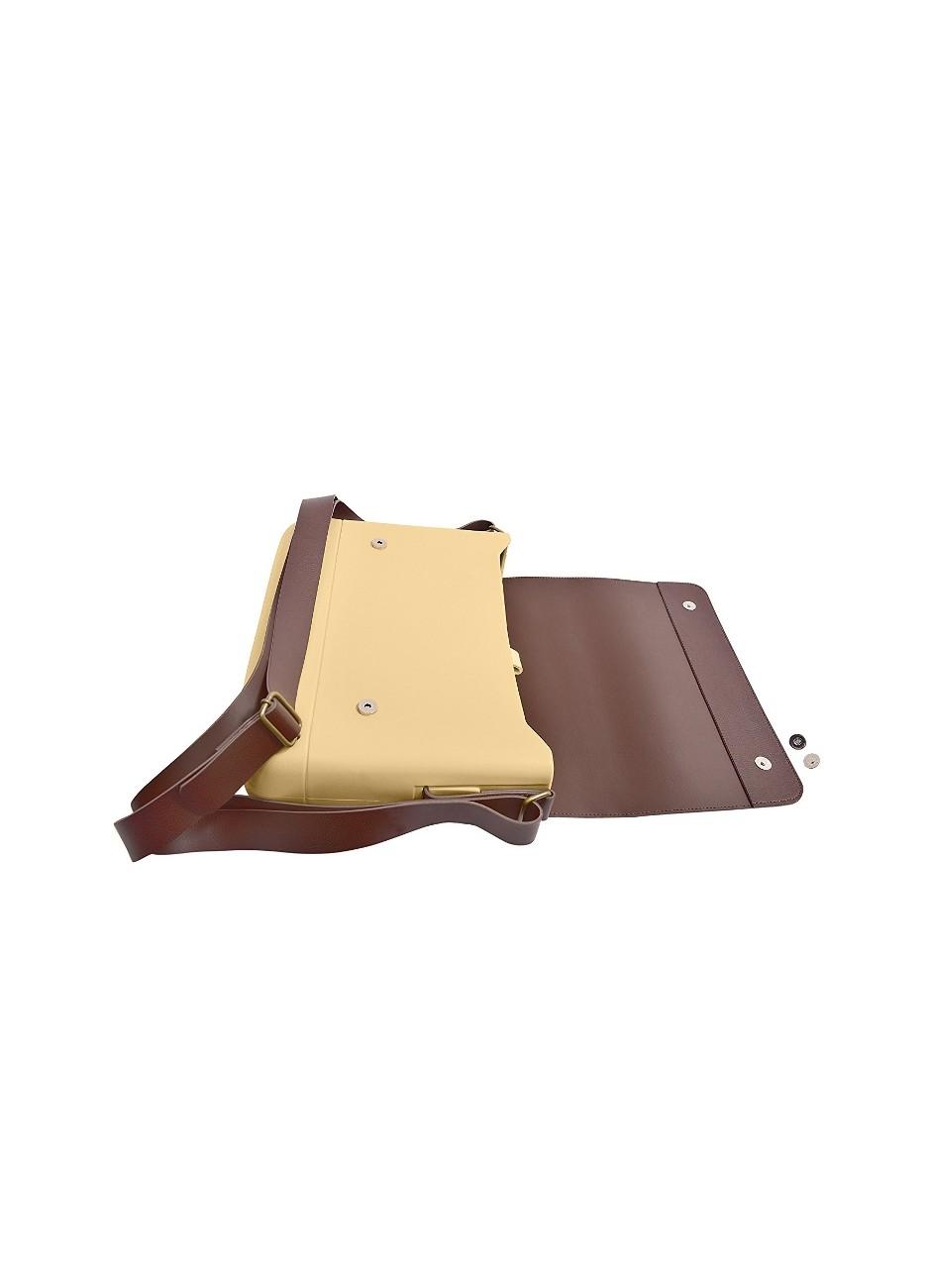 torba listonoszka beige